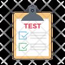 Test Interview Recruitment Icon