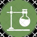 Test Beaker Lab Beaker Chemical Flask Icon