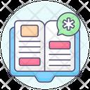 Hospital File Medical File Hospital Report Icon