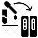 Test Strip Icon