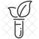Test Tube Tube Genetics Icon