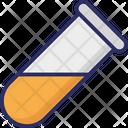 Culture Tube Lab Accessories Lab Glassware Icon
