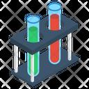 Test Tube Lab Apparatus Lab Equipment Icon