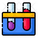 Tube Chemistry Formula Icon