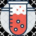 Sample Tube Erlenmeyer Icon