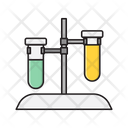 Test Tube Stand Icon