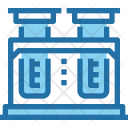 Test Tube Experiment Icon