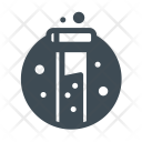 Test Tube Flask Lab Icon