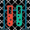 Test Tube Holder Icon