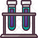 Chemical Lab Science Icon