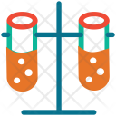 Test Tube Chemistry Icon