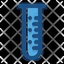 Test Tube Chemistry Laboratory Icon