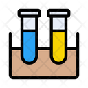 Test Tube Medical Icon