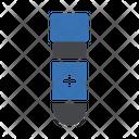 Test Tube Blood Icon