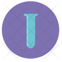 Test Tube Glass Experiment Icon