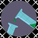Drop Acid Test Icon