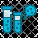 Test Tube Medical Health Icon