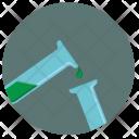 Fluid Drop Experiment Icon