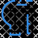 Test Tube Idea Icon