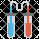 Sample Tube Lab Icon