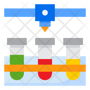 Test Tube Lab Science Icon