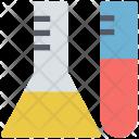 Testtube Volumetric Flask Icon