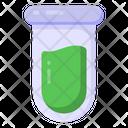 Test Tube Lab Apparatus Lab Tool Icon