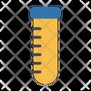 Test Tube Clinic Laboratory Icon