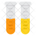 Test Tube Lab Chemistry Icon