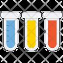 Test Tubes Sample Tubes Culture Tubes Icon