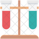Culture Tube Lab Glassware Lab Accessories Icon