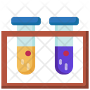 Test Tube Flask Chemistry Icon