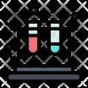 Test Tube Laboratory Science Icon