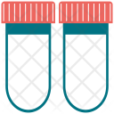 Test Tube Bottle Drug Icon