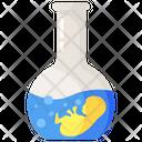 Test Tube Baby Icon