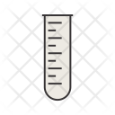 Test Tube Chemistry Icon