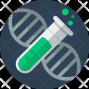 Test Tube Sperm Icon