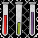 Test Tubes Chemical Tubes Laboratory Tubes Icon