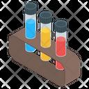 Test Tubes Sample Tube Lab Experiment Icon