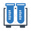 Tube Lab Experiment Icon