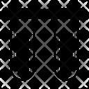 Test Tubes Icon