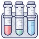 Lab Chemical Test Icon