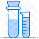 Test Tube Sample Tube Experiment Icon