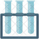 Test Tubes Lab Chemistry Icon