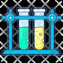 Lab Equipment Lab Test Test Tubes Icon