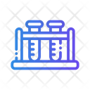 Test Tubes Science Research Icon