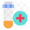 Test Tubes Laboratory Chemistry Icon