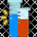 Test Tubes Laboratory Test Lab Experiment Icon