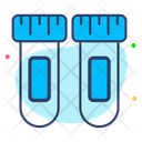 Test Tubes Science Chemistry Icon