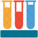 Test Tubes Science Icon